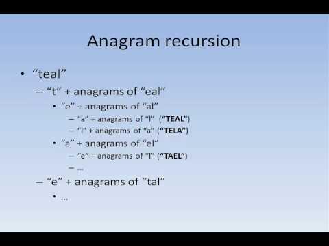 Java #21 - Recursion Part 2