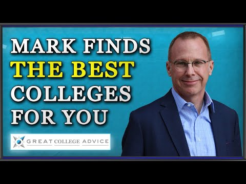 Admissions Consultant and Helps You Get Admitted to Best Colleges for You