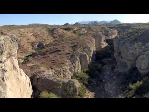 Tuff Canyon, Big Bend National Park