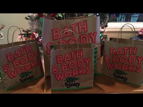 Bath & Body Works SAS Haul! 😆
