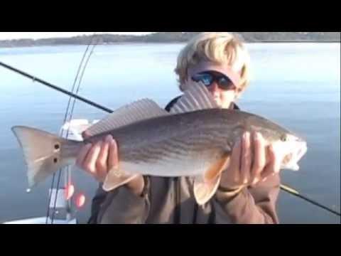 Hilton Head, SC Inshore Fishing - Redfish