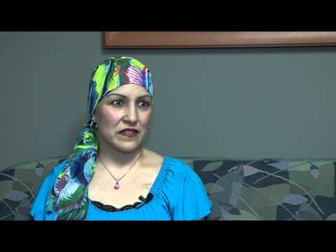 Breast cancer survivor's advice: Just be positive