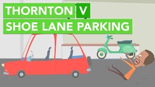 Download Thornton v Shoe Lane Parking | Exemption Clauses Video