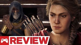 Download Assassin's Creed Odyssey DLC - Legacy of the First Blade: Shadow Heritage Review Video
