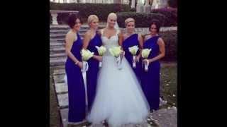 Maryse and The Miz Wedding