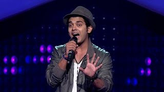 The Voice India - Sam Chandel Performance in Blind Auditions