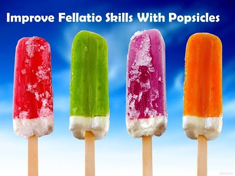 Improve Fellatio With Popsicles