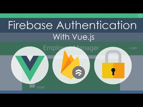 Vue.js Firebase Authentication - Add To An Existing Project