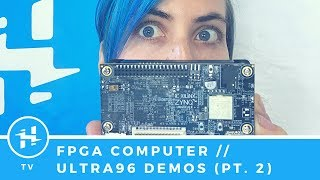 Ultra96 Intro // FPGA Single-Board Computer - The Most Popular High