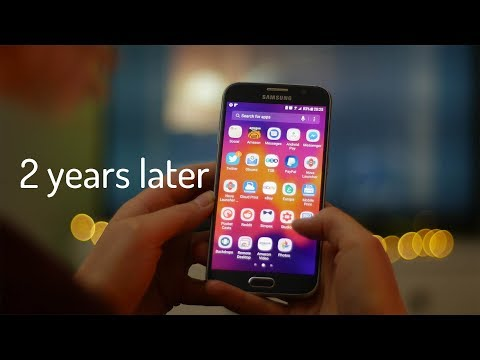 Samsung Galaxy S6 - 2 years later
