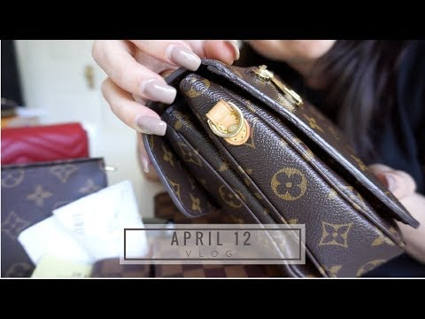 POCHETTE METIS CRACKED GLAZING ISSUES!! | April 12 VLOG