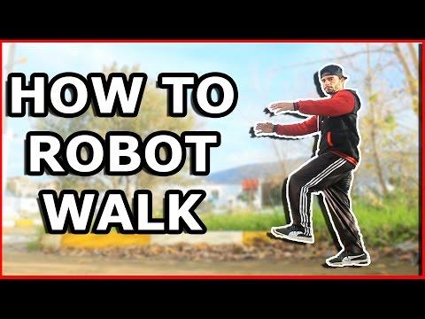 How to Robot Walk   DUBSTEP DANCE TUTORIAL   #TutorialTuesday