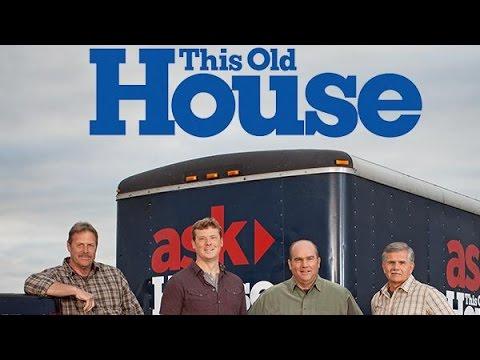 Ask This Old House 01   Kitchens   Installing A Tile Backsplash
