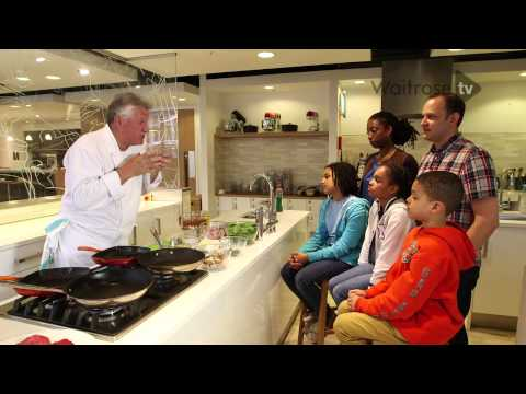 Making small changes the Waitrose way episode 8