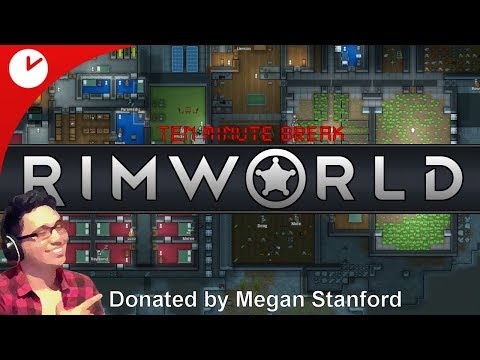 The Greatest Weed Industry Ever | Rimworld and McDonalds | Chill Stream