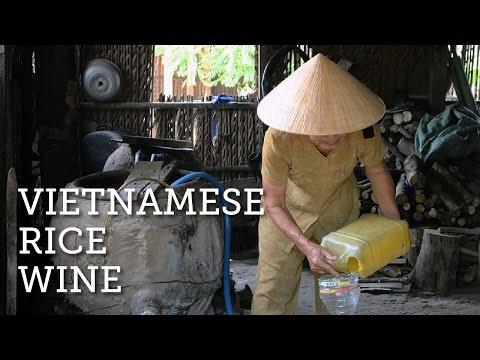 Vietnamese Rice Wine