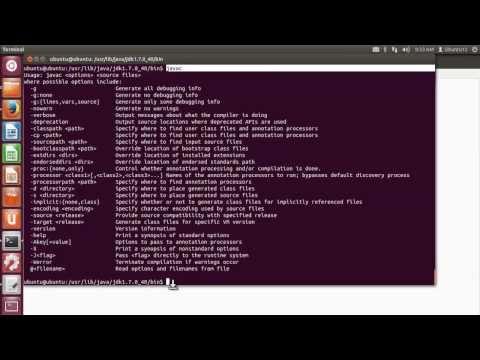 Hadoop Single Node Cluster Setup On Ubuntu
