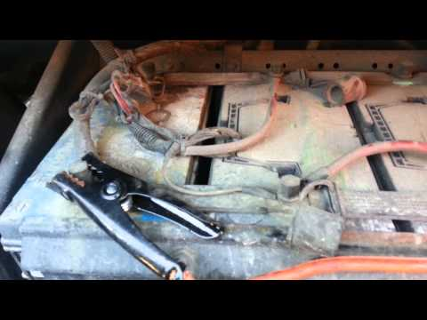 what should you do if your semi truck battery is bad