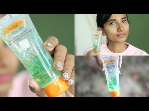 How To Use Patanjali Aloevera Gel On Face & Body Skin? Benefits of Ghrit Kumari