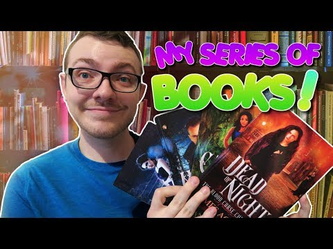 How To Write A Series Of Books