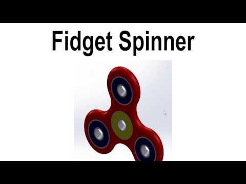 How to Make Fidget Spinner