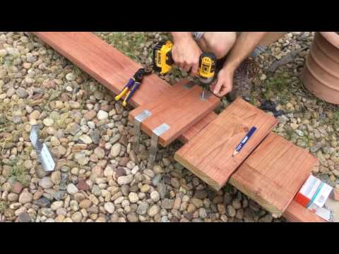 Repair Wobbly Deck Railing