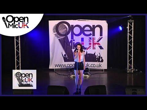 Open Mic UK   Rachel Noel   Brighton Regional Final