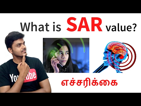 What is SAR Value? Explained | Cancer ? how to Be Safe ? எச்சரிக்கை  | Tamil Tech