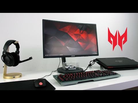 The Ultimate Laptop Setup - ft. Acer Predator 15