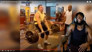 THIS GOTTA STOP LOL! STUPID PEOPLE IN GYM FAIL COMPILATION || 43 Funniest Workout Fails Ever