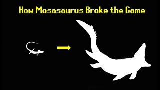How Mosasaurus Broke The Game
