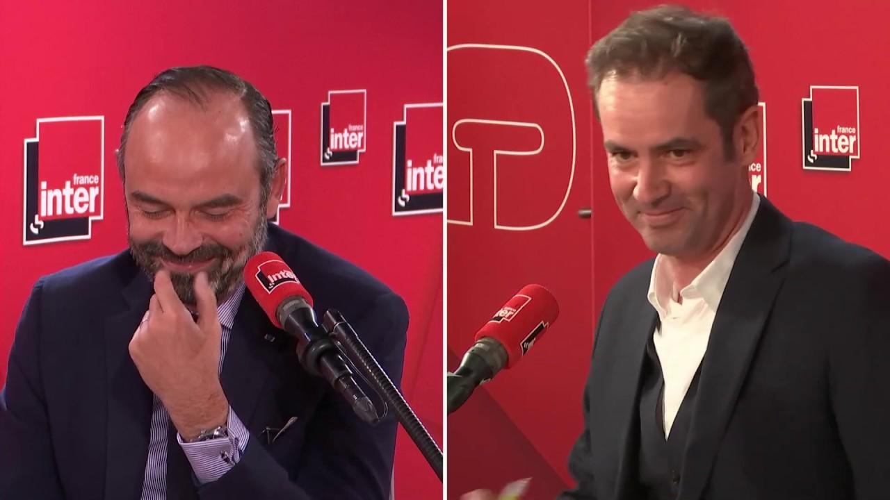 Tanguy Pastureau et Edouard Philippe ont tant en commun... - Le billet de Tanguy Pastureau
