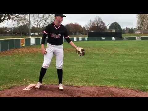 Dominic Hambley - 2021 Grad - RHP/IF/C - 3.9 GPA