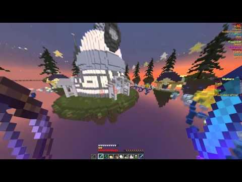 Hacking On Cubecraft Skywars 1.9 #4 | No Anticheat?!? | Matix