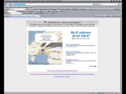 Re: How To:Trace someones Ip Address to find their Location