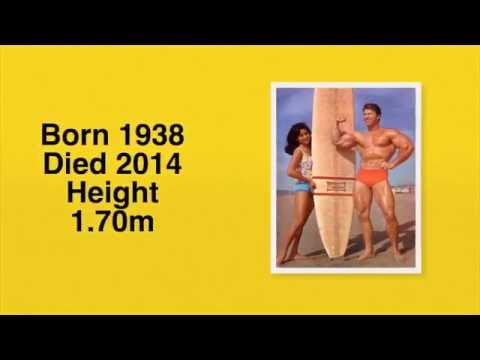 Greatest Old School Bodybuilding Physiques