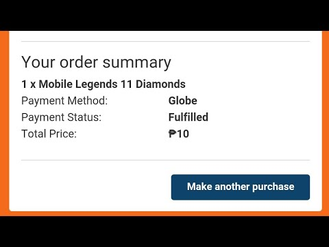 MOBILE LEGENDS | HOW TO BUY DIAMONDS USING GCASH