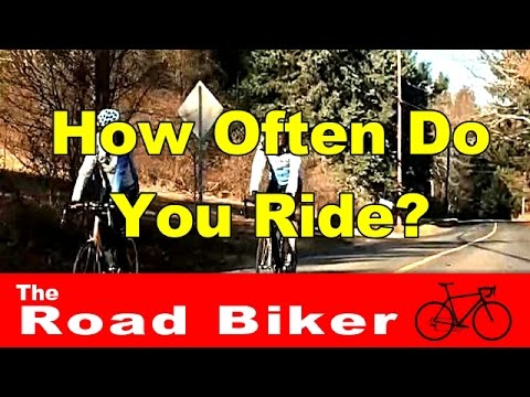 Road Bike How Often and Why Do I Ride Moment of Zen
