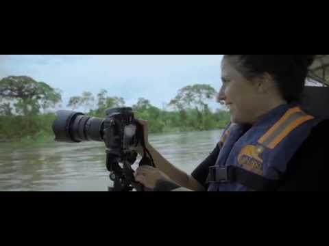 Esther Teichmann from UK - #FeelAgainInEcuador