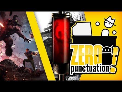 The Inpatient and Doom VFR (Zero Punctuation)
