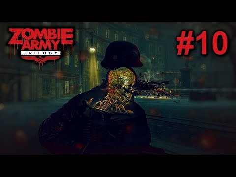 Zombie Army Trilogy (co-op) - Episode 2: Tower of Hellfire