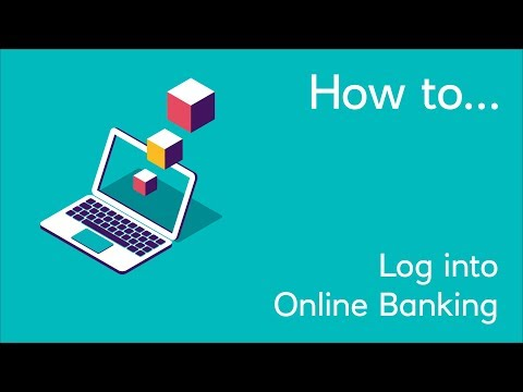 How to Log In to Online Banking