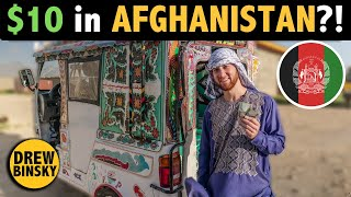 Download What Can $10 Get You in AFGHANISTAN? Video