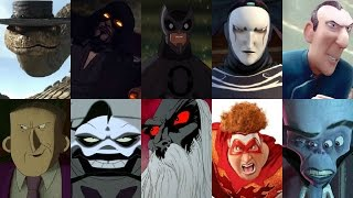 Defeats of My Favorite Animated Non-Disney Movie Villains Part 5