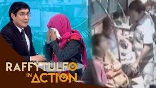 PART 1   VIRAL VIDEO NG ALITAN NG BABAE AT LALAKI SA E-JEEP. BABAE, HUMARAP KAY IDOL!