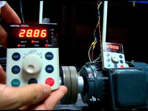 VTdrive ® Variable Frequency Drive Performance Test The Pulse Synchronous Control