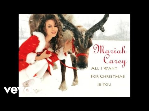 Mariah Carey - All I Want for Christmas is You (Mariah's New Dance Mix 2009) (Audio)
