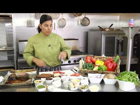 Roast Beef & Pepper Jack Cheese Sandwich Recipe : Sandwich Recipes