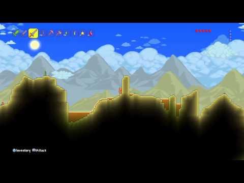 Terraria: episode 4 getting jungle spore
