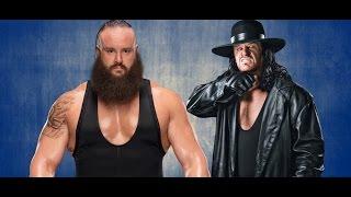 Braun Strowman Ending The Undertaker